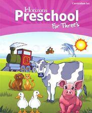 Horizons for Threes Complete Homeschool Set - Alpha Omega Publications - NEW!