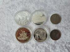 Konvolut  altes Geld, Münzen und Medaillien