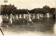 CPA carte photo FGSP Concours Internat. PARIS 1923 - Champ-de-Mars (212437)