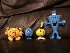 Mr Men /Little Miss Collectible Key rings, Bag Tags  And Mr Cool 5 Inch