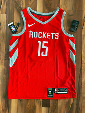 Nike NBA Trikot Houston Rockets | 15 Clint Capela | Größe L | NEU