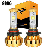AUXBEAM 9006 HB4 LED Headlight for Chevrolet Silverado 1500 2000-2006 Low Beam