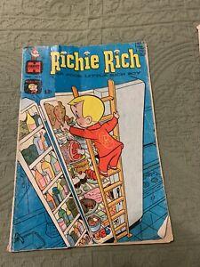 Harvey Comics Richy Rich June 1966 Fair-Poor Confition