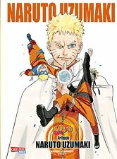 Naruto Uzumaki: Artbook 3 - Deutsch - Carlsen Manga - NEUWARE