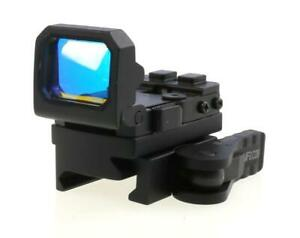 VISM All-Metal Folding Red Dot Quick Release Increased 20mm Card Slot Sight