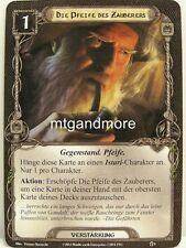 Lord of the Rings LCG  - 1x Die Pfeife des Zauberers  #009 - Wenn die Strasse du