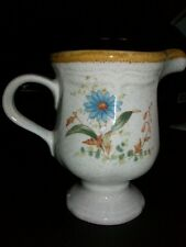 New listing Mikasa Blue Daisies Eb 804 Creamer cup Excellent