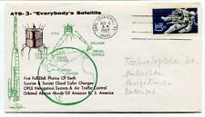1967 ATS-3 Everybody's Satellite Baloon Omega Signals Cape Canaveral SPACE NASA
