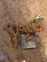 cloisonne jewelry. Vintage Dragon
