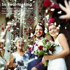 1000pcs Multi Colors Silk Flower Rose Artificial Petals Wedding Decorations US