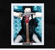 Madonna - Madame X - New Deluxe 2CD Album - Pre Order 14th June