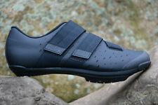 Fizik X4 Terra Powerstrap MTB / Cross / Grava Zapatos Negro 2020