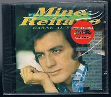 MINO REITANO CANNE AL VENTO ORIZZONTE  CD F.C.TIMBRO A SECCO SIGILLATO!!!