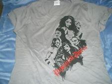 THE PUSSYCAT DOLLS - PCD CD MINT + 2005 CONCERT TOUR WOMENS T-SHIRT XL GRAY NEW
