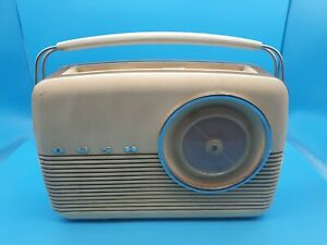 Vintage Bush TR82D Radio Untested Spares/Repairs