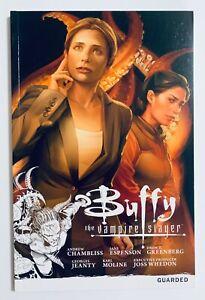 BUFFY The Vampire Slayer SEASON 9 Vol 3 GUARDED TPB RARE OOP Dark Horse