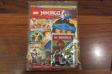 Lego Ninjago Magazine N°2 junio 2016 figura Cyren