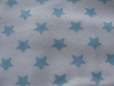 Cath Kidston mini stars BLUE + FQ 50cm / 58cm haberdashery FABRIC new cotton