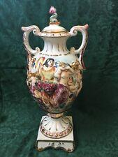 Capodimonte Doccia Vase Large