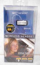 Emerson EM228WM Silver Ear-Hook Headsets