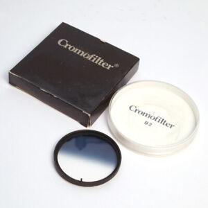 Cromofilter Verlauf-Filter blau * 49mm B2 * Graduated Filter * 49