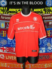 5/5 Middlesbrough adults XL 2001 football shirt trikot jersey soccer