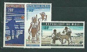 Mali - Luft Yvert 280/2 MNH Scoutismo