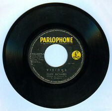 Philippines CLIFF RICHARD Visions 45 rpm Record