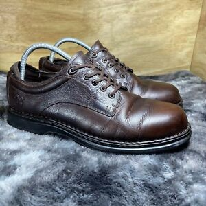 Timberland Mens Madison Summit 29511 Leather Lace Up Brown Oxford Shoes Sz 12 W