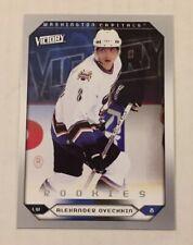 ALEXANDER OVECHKIN 2005-06 UPPER DECK Rookies RC # 264 NM-MT+ W/ Hard Case