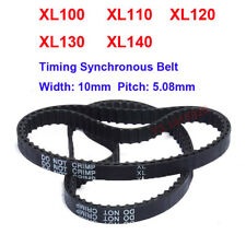 100XL 110XL 120XL 130XL 140XL 037 Rubber Timing Belt 10mm Width 5.08mm Pitch New