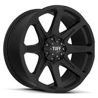 Tuff T05 9x17 6x135/139,7 Felgen Ford F150 Sierra Escalade Tahoe Silverado Gmc