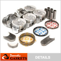 88-95 Toyota 4Runner T100 Pickup 3.0L SOHC Pistons & Bearings and Rings Set 3VZE