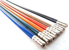 Velo Orange de colores Juego cables freno Azul Blanco Verde Negro Marrón Naranja