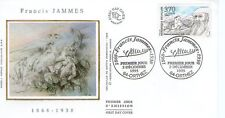 FDC FRANCE 2983 - FRANCIS JAMMES ( 1868-1938)