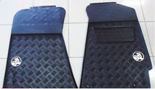 VY VZ Commodore RUBBER FLOOR MATS GENUINE Set of 2 Front Mats GM NEW CALAIS SS