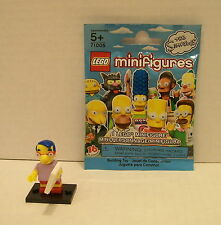LEGO 71005 The SIMPSONS SERIES 1  MILHOUSE VAN HOUTEN MINIFIGURE