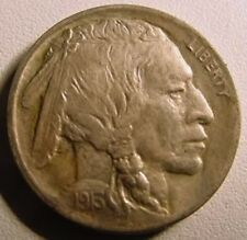 1913 BUFFALO NICKEL 5¢ Type 1 On Mound About Uncirculated Plus Condition