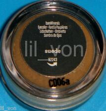 Bare Escentuals SUEDE EYECOLOR Glimmer~Caramel Shimmer~NEW&SEALED~FREE SHIPPING!