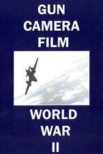 Gun Camera Film WWII Color P-38 P-47 P-51 DVD
