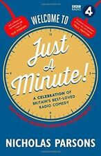 Welcome to 'Just a Minute!'
