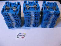 Allen-Bradley 1492 Style H Terminal Block Blue - USED Qty 30
