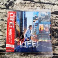 Life Motion Picture Soundtrack UICU-1250 JAPAN CD OBI