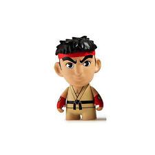 "kidrobot STREET FIGHTER V Mini Series  3"" Vinyl Figure - Ryu - New"