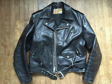 70's schott 618/613 One Star Perfecto sz.44 Steerhide