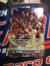 Cardfight! Vanguard Lava Flow Dragon G-BT07/S23EN SP Fast Shipping! English