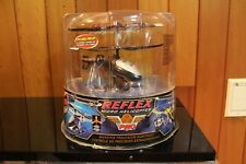 AIR HOGS REFLEX MICRO HELICOPTER Black/Silver