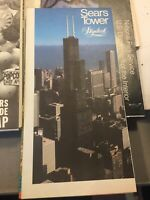 Lot of 17 Vintage Maps of States & Cities Maps Sears Tower Air Fore Academy