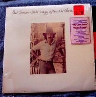 Paul Simon Still Crazy After All These Years LP Album - Vinyl 1975 Columbia Reco