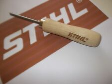 stihl strimmer gear head locking pin with stihl handle for models fs55 - fs130